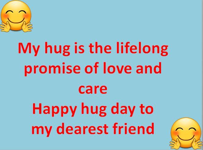 Hug Day Images 2020 Funny Hug Day Status For Whatsapp