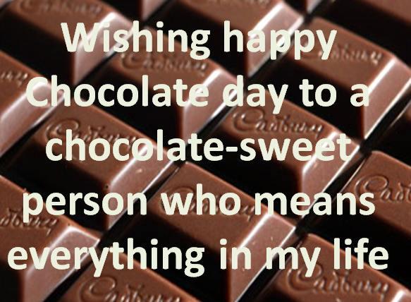happy chocolate day images status hindi