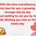 long distance messages for boyfriend long distance relationship special