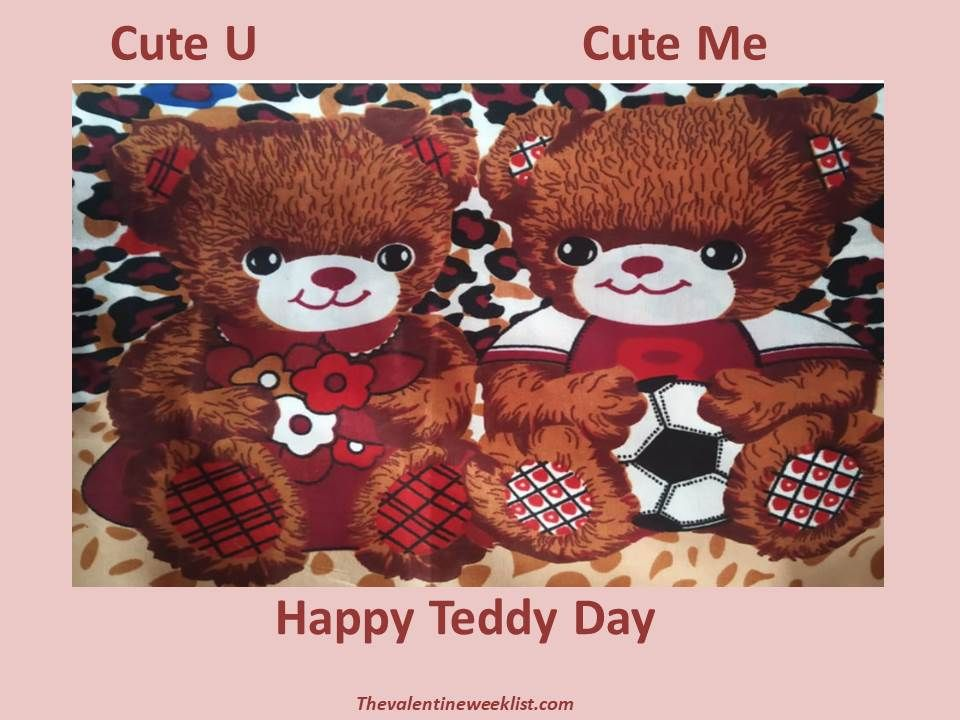 hapy teddy day images 2021 status