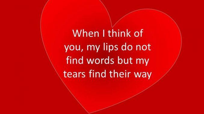 romantic valentine images