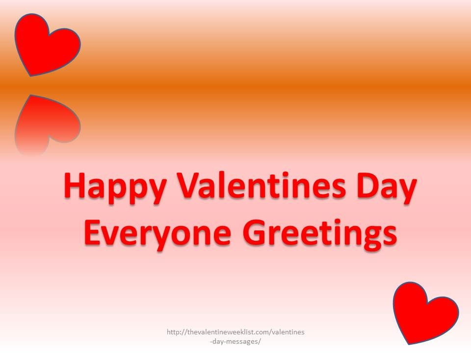 happy valentines day greetings sayings