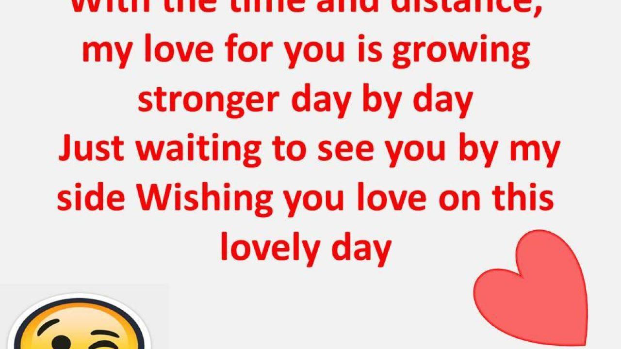 Valentine Messages for Boyfriend Long Distance Relationship